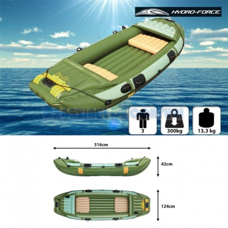 Barca 3 Persoane NEVA3